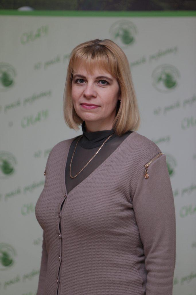 Кавеліна Олена Іванівна