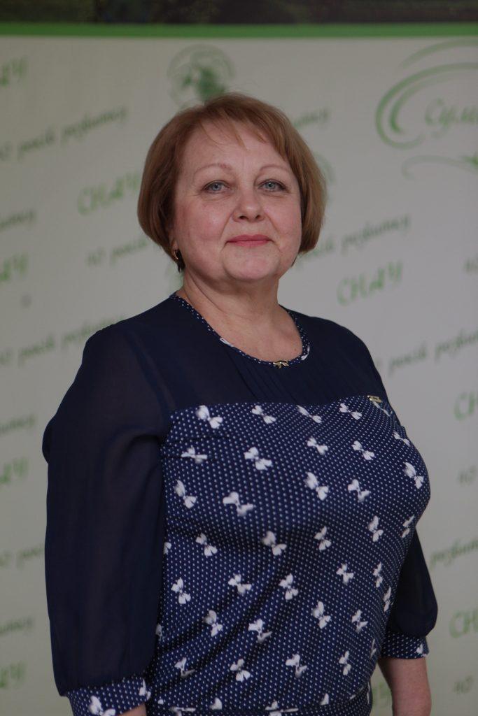 Маслій Інна Володимирівна