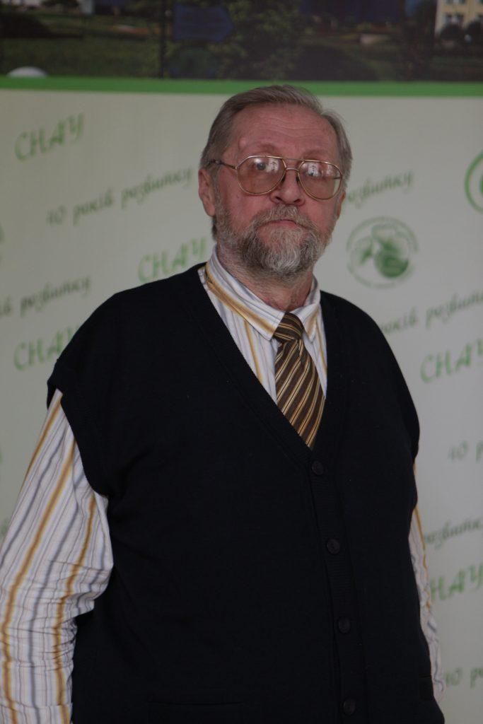 Шушкевич Вячеслав Ілліч
