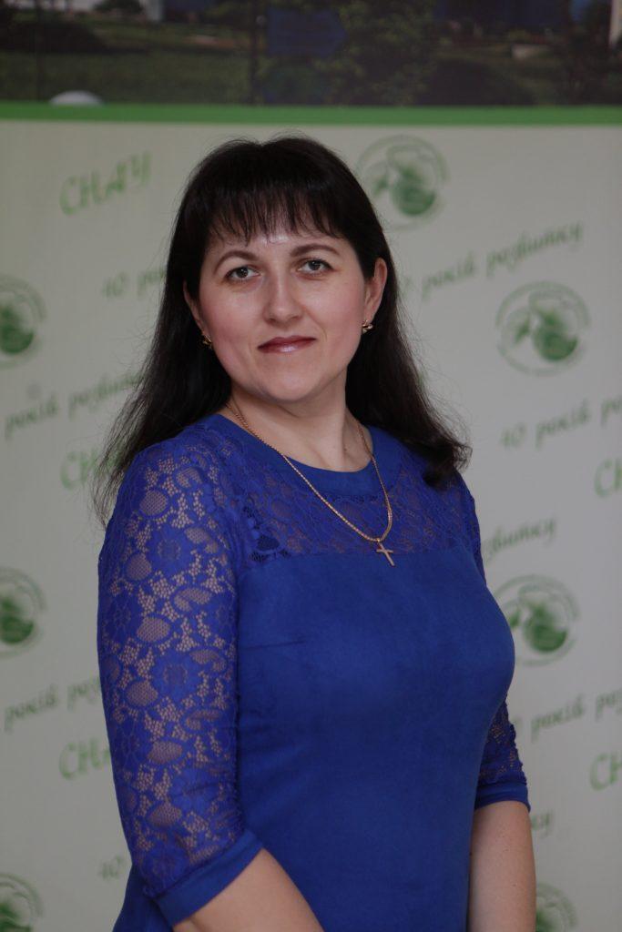 Писарєва Ірина Сергіївна