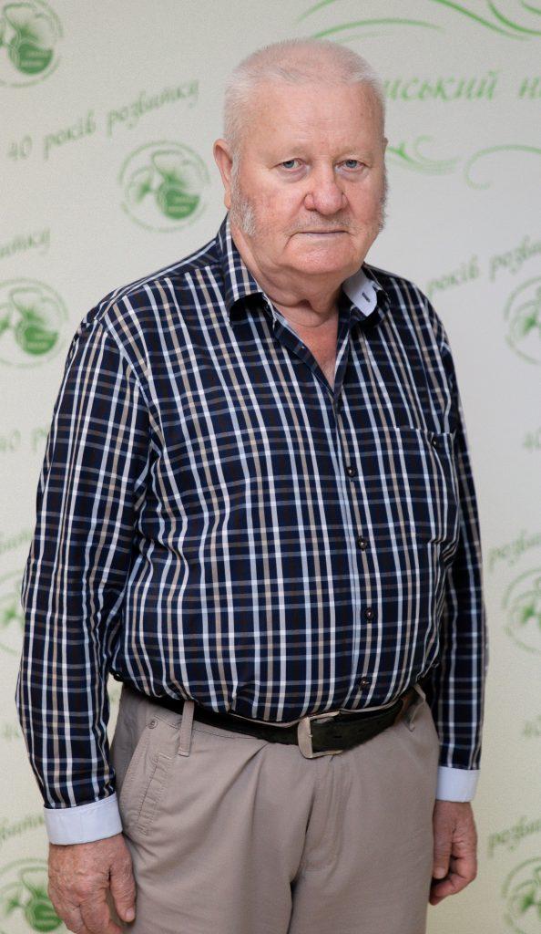 Грицаєнко Віктор Леонідович (старший викладач)